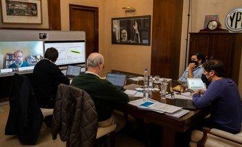 Reunión de Kicillof y expertos por el futuro de la cuarentena | Coronavirus en argentina