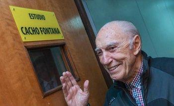 Internaron a Cacho Fontana tras contraer COVID-19 | Coronavirus en argentina