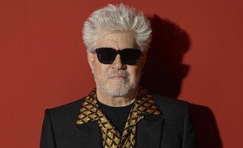 Pedro Almodovar arrancó a filmar en cuarentena   Cine