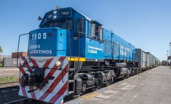 Reactivan tramo del tren Urquiza que fue cerrado en el macrismo   Transporte