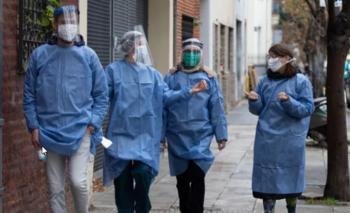 Registraron 66 muertes por COVID-19 en 24 horas | Coronavirus en argentina