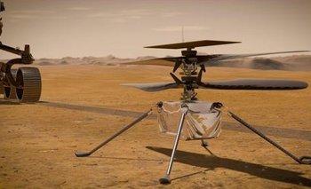 Furor por Ingenuity, el helicóptero que viajará a Marte | Espacio exterior