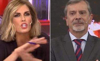 Fernández Llorente destrozó a Canosa y a su programa   Medios