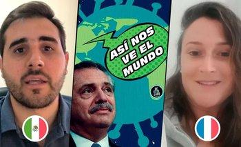 El mundo destaca la labor argentina frente a la pandemia | De este lado