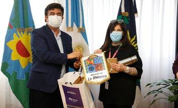 Convenio entre La Matanza y la Fundación del Hospital Garrahan   Municipios