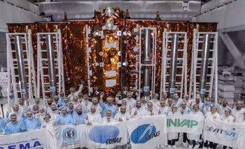 Argentina tendrá una constelación de satélites | Espacio exterior