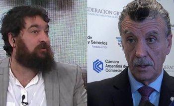 Feroz cruce con empresario que criticaba a los gremios | Sindicalismo