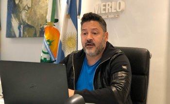 El Intendente de Merlo, Gustavo Menéndez, tiene coronavirus | Gustavo menéndez