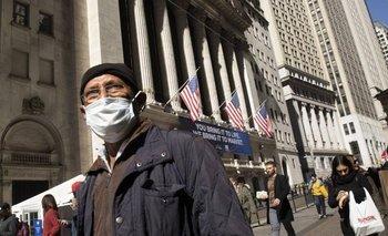 Repunte en casos de COVID-19 provoca caída en Wall Street | Wall street