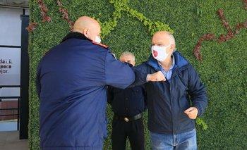 Néstor Grindetti tiene coronavirus | Coronavirus en argentina