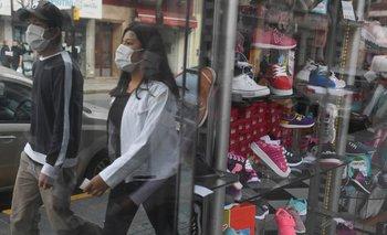 Caída de 27,7% en ventas minoristas en julio por la pandemia | Coronavirus en argentina
