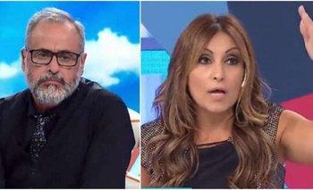 Rial habló sobre el escándalo con Marcela Tauro  | Medios