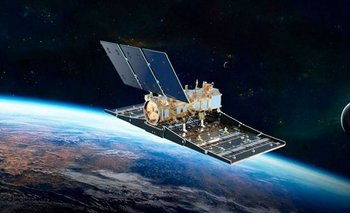 Cómo se prepara el lanzamiento del SAOCOM 19   Espacio exterior