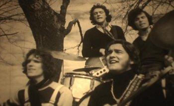Increíble hallazgo: comparten un video inédito de Almendra   Luis alberto spinetta