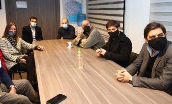 Cumbre de Seguridad entre Kicillof, Frederic y Berni | Coronavirus en argentina