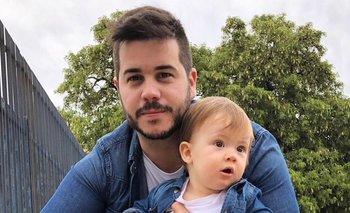 El anuncio de Magaldi con el resultado del test de su hijo | Medios