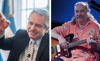 La confesión de Litto Nebbia que involucra a Alberto | Música