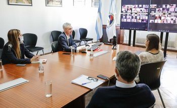 Ley Micaela:  Transporte cumplió la etapa de capacitación   Transporte