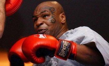 Mike Tyson vuelve al boxeo con una pelea de Exhibición   Boxeo