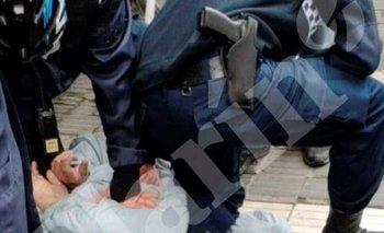 Foto clave: como a Floyd, así mató la policía de Tucumán | Violencia institucional