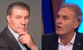 El repudiable comentario xenófobo de Ruggeri a Víctor Hugo   Medios