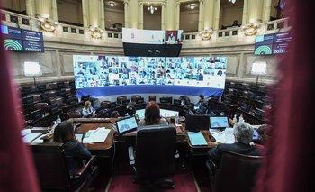 Tras la marcha del PRO, el Senado avanza con la reforma judicial  | Reforma judicial