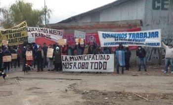 González Catán: 200 feriantes desalojados reclaman su lugar | La situación social