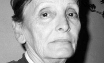 Murió Haydeé Vallino de Lemos, fundadora de Abuelas  | Abuelas de plaza de mayo