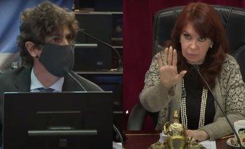 El video que compartió CFK y destruye a Lousteau  | Cristina kirchner