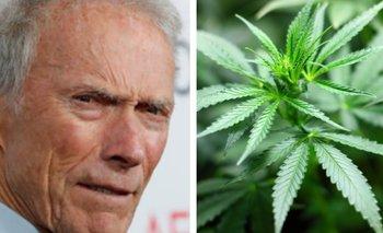 Usan a Clint Eastwood para vender derivados de la marihuana | Polémico
