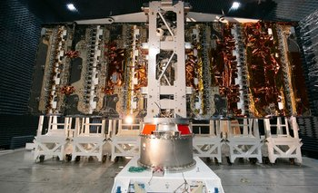Todos los detalles sobre el lanzamiento del Saocom 1B   Saocom1b