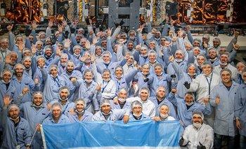 Argentina lanza el satélite Saocom 1B junto a SpaceX | Ciencia