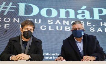 Importante convenio con la AFA para la donación de plasma | Coronavirus en argentina