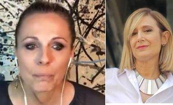 Denise Dumas lloró en vivo por su pelea con Coronel | Farándula