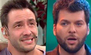Guido Kaczka mandó a Luciano Pereyra al hospital | Canal 13