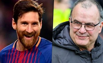 Bomba: Messi pidió a Bielsa como DT de Barcelona | Fútbol