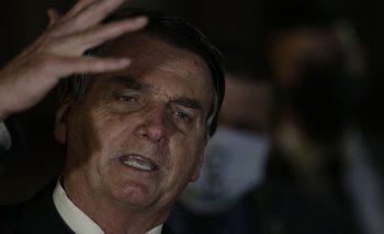 """Váyanse a..."": Bolsonaro explotó e insultó a la prensa en Brasil  | Brasil"