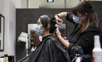 Paso a paso, cómo ir a la peluquería en la Ciudad    Coronavirus en argentina
