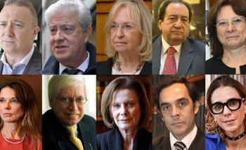 ¿Quiénes son los expertos que integrarán el Consejo Asesor? | Reforma judicial