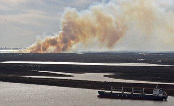 Suman hipótesis de lavado de activos tras incendios en el Delta | Medio ambiente