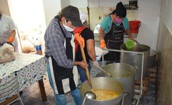Un tercio de Rosario ya recibe asistencia alimentaria | Coronavirus en argentina