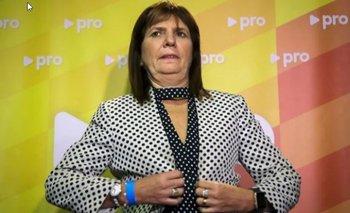 Insólito: Patricia Bullrich pidió marchar por Facundo Castro | Medios