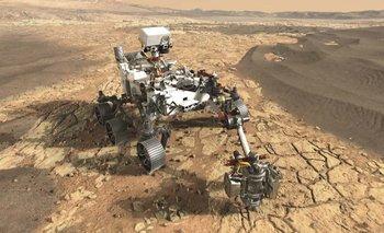 Perseverance, el robot que buscará vida antigua en marte  | Espacio exterior