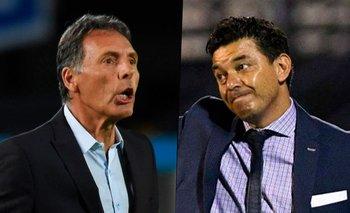 Russo se diferencia de Gallardo por la vuelta del fútbol   Boca juniors