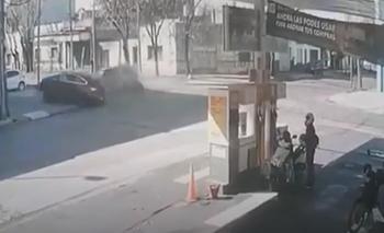 Perseguía a un motochorro y terminó matando a un inocente  | Policiales