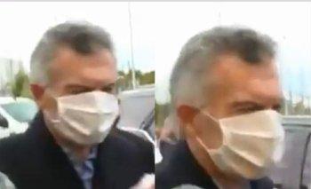 VIDEO: así huyó Mauricio Macri a Francia con Juliana Awada | Coronavirus en argentina