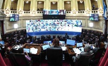 El teletrabajo ya es ley | Congreso