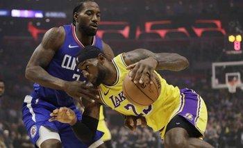 Vuelve la NBA: A qué hora y cómo ver los partidos | Básquet