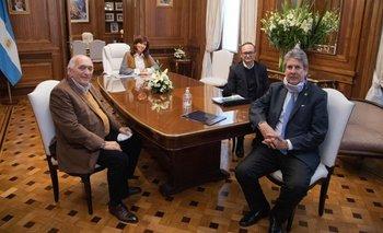 Guiño de CFK a un sector importante del campo   Crisis económica