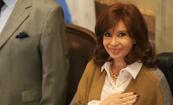 El mensaje de CFK sobre la reestructuración de la deuda | En redes